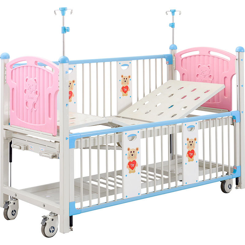 CX2x Hospital Beautiful Children Cartoon Bed